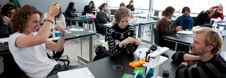 The program offers all first-year students at Bard an introduction to global science issues.