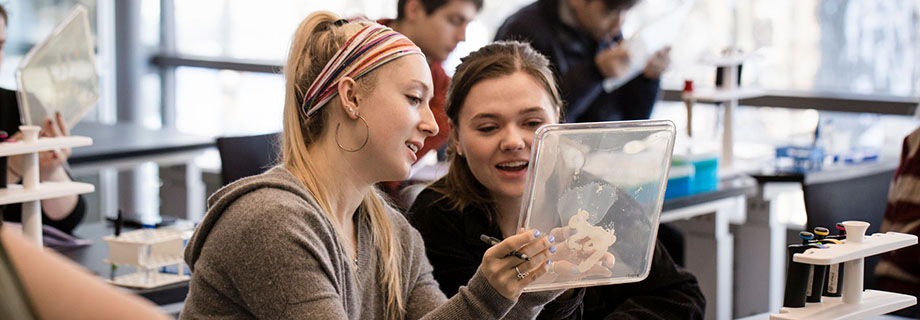 The program works to deepen the scientific literacy of all students at Bard.