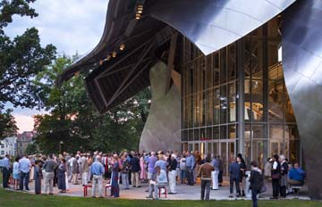 The Richard B. Fisher Center for the Performing Arts