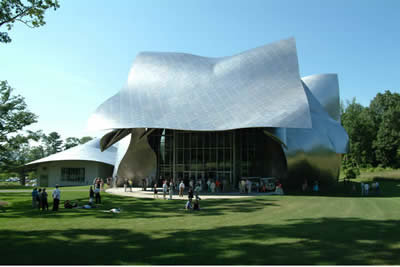 Richard B. Fisher Center for the Performing Arts; Photo: Noah Sheldon