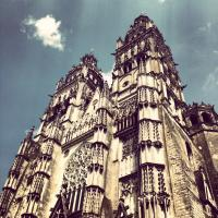 Cathedral, Tours 2012. Jin Jun (Photographer).
