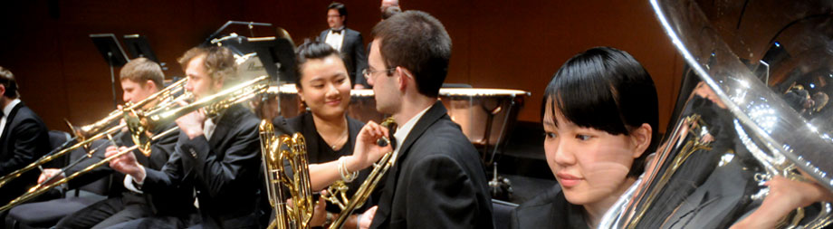 The Bard College Conservatory of Music offers a dual-degree program in which students earn a bachelor's degree in music and a B.A. in another field.