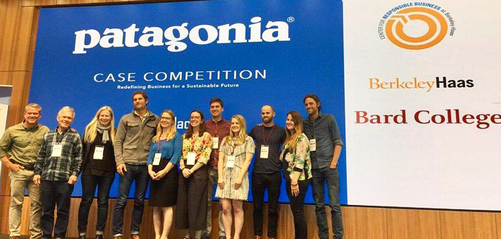 Bard MBA Students Place 2nd at Patagonia Case Competition
