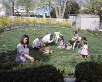 Backyard Easter