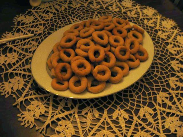 Los deliciosos rollitos que prepara la abuela de la autora