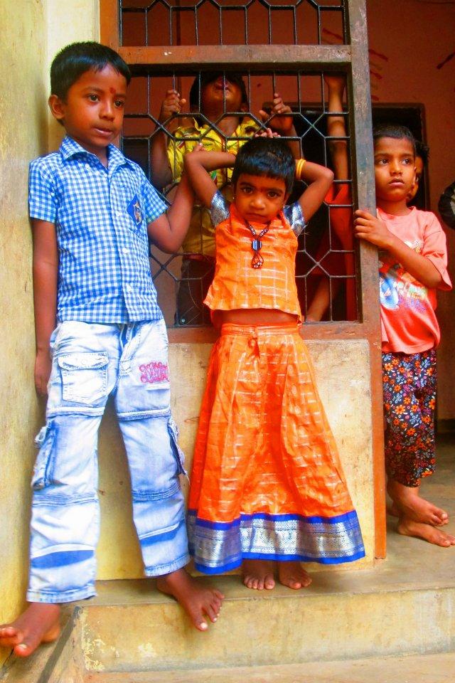 Huerfanos del Orfanato Asraya Foto por Callie Brgant