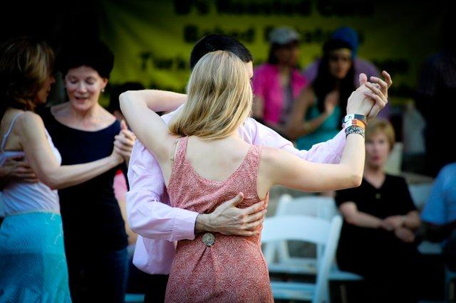 Con sabor a tango. Viernes 30 de noviembre, 7:30 pm, Olin Hall, Bard College. Entrada gratis