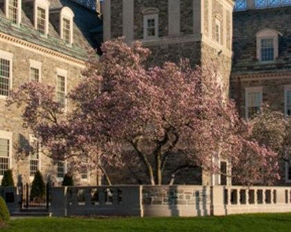 El edificio del Poughkeepsie Journal