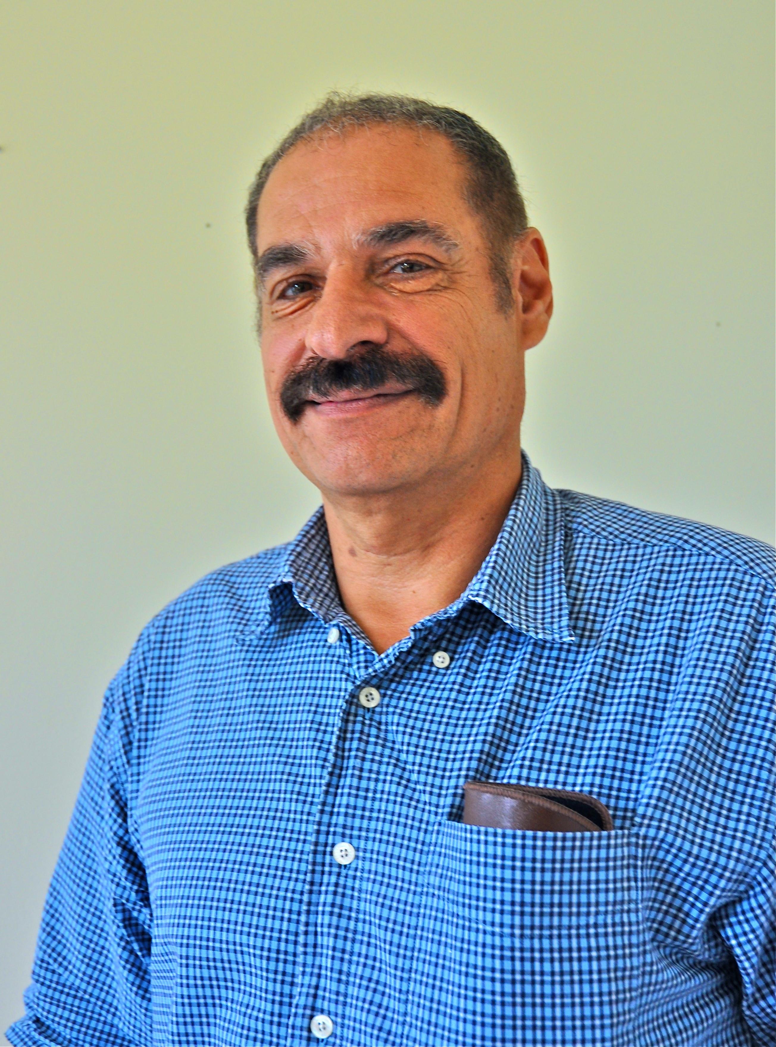 Peter Gonzalez, foto de Antonio Flores-Lobos