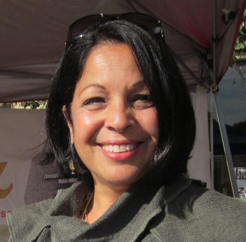 Gilda Riccardi, candidata a jueza de familia para el condado de Ulster.