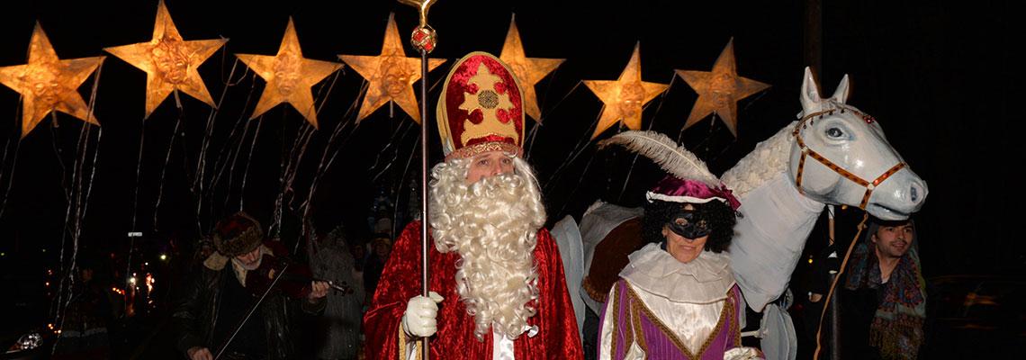 Festival de Sinterklaas, gratis, sábado 6 de diciembre a partir de las 12 pm en Rhinebeck, NY