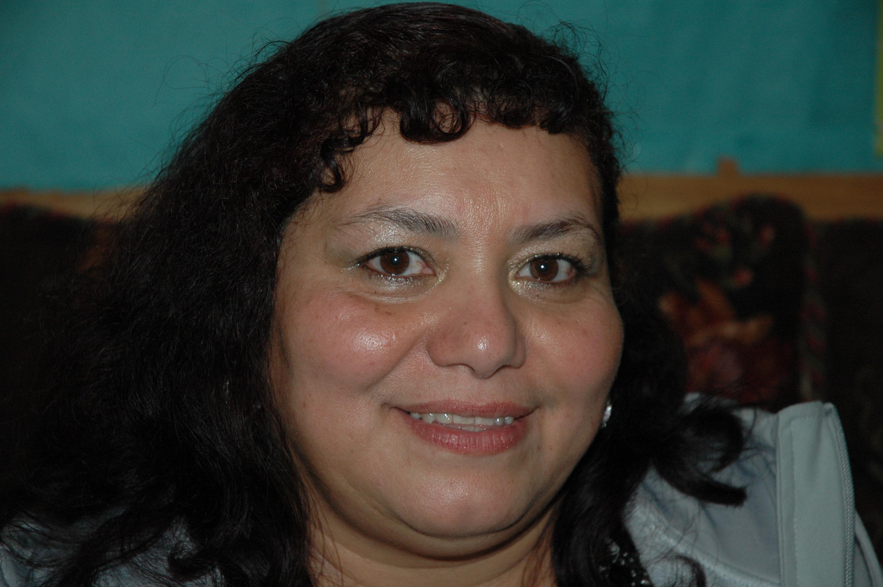 Marlene Aguilera, foto de Antonio Flores-Lobos