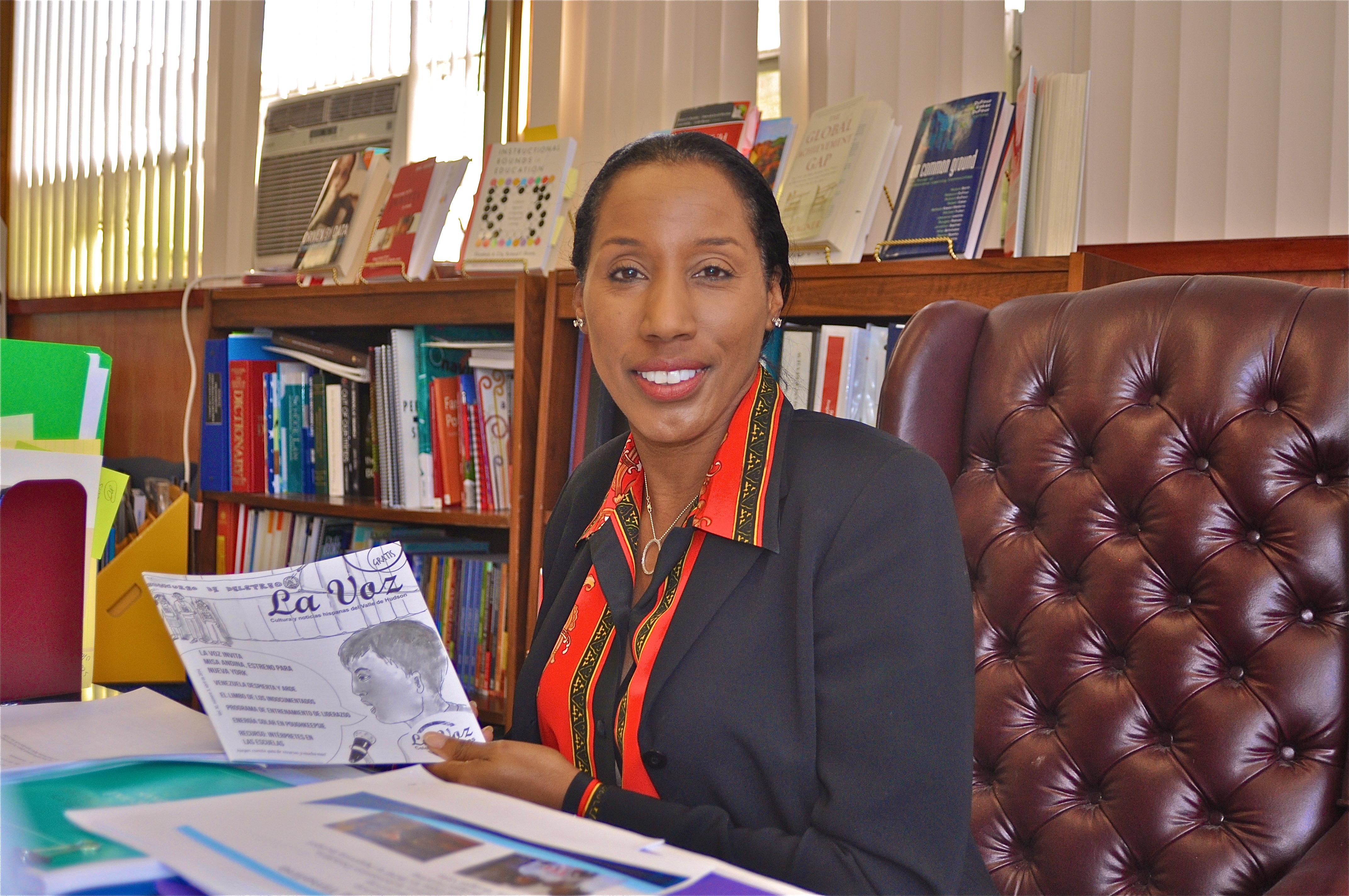 Dr. Nicole Williams. Photo by Antonio Flores-Lobos