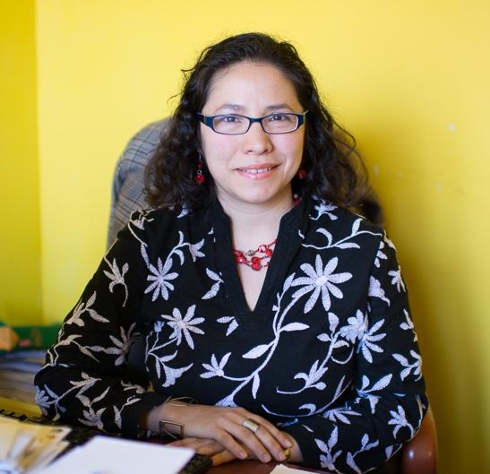 Mariel Fiori, photo by Richard Renaldi