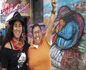Adriana Guzm&aacute;n Arroyo y Julieta Paredes, del movimiento Mujeres Creando Comunidad estar&aacute;n en Poughkeepsie y quedan todos invitados a la charla que ofrecer&aacute;n el jueves 12 de noviembre. <br />Lugar: Vassar College, Main Building, CCMPR.&nbsp;Hora: 5:30 PM. GRATIS<br />&nbsp;