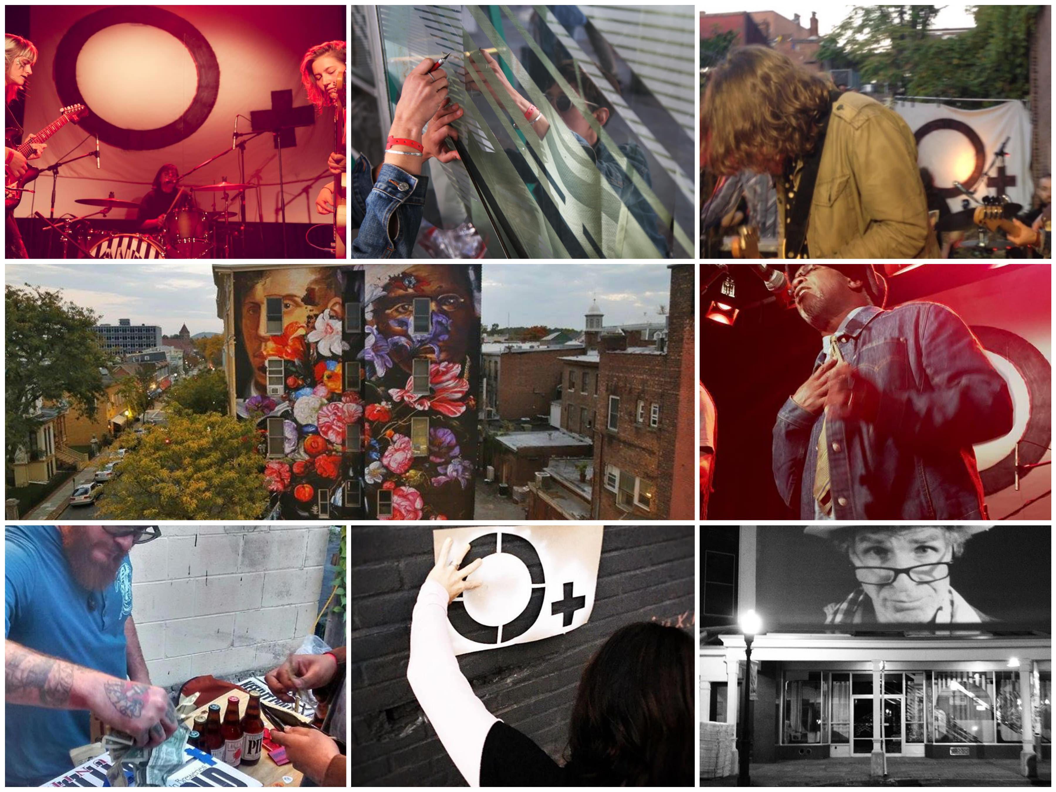 Collage de Micah Blumenthal