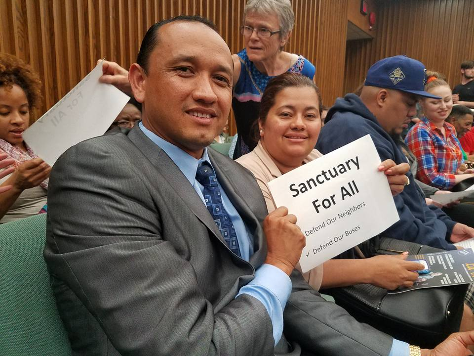 On the question of sanctuary counties