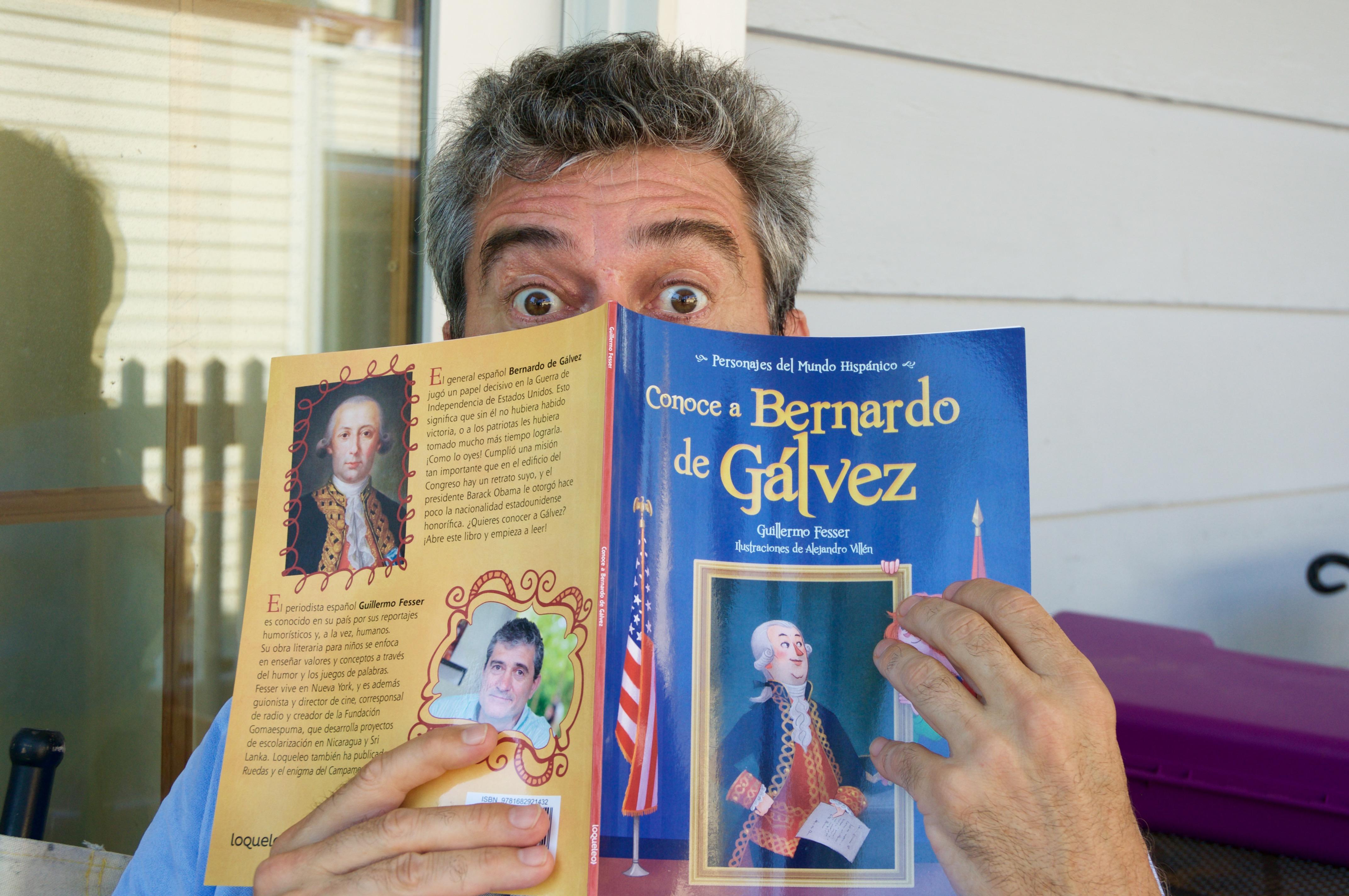 Guillermo Fesser, foto de Antonio Flores-Lobos