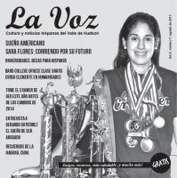 La Voz agosto 2013