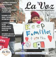 Imagen de la portada de La Voz febrero 2017. Foto de Jodiah Jacobs.