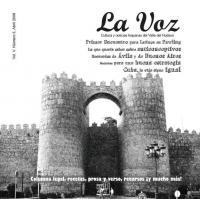 La Voz abril 2008