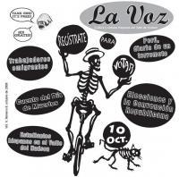La Voz octubre 2008
