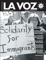La Voz mayo 2006