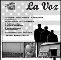 La Voz abril 2009
