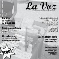 La Voz agosto 2009