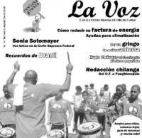 La Voz septiembre 2009
